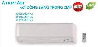 Điều hòa  mitsubishi 2 chiều inverter 12000btu SRK/SRC 35ZMP
