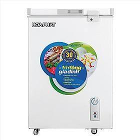 Tủ đông Hòa Phát HCF 106S1N 107L -  Tủ mini gia đình