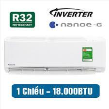 Điều hòa Panasonic inverter 18000btu 1 chiều Cu/Cs-PU18VKH-8  MỚI 2019